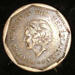 5 Guldeni 1998