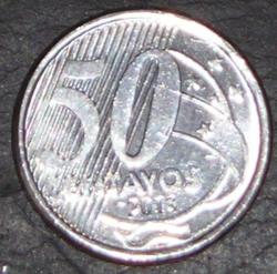 50 Centavos 2013