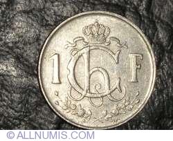 Image #1 of 1 Franc 1953