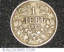 1 Leva 1925 - Poissy