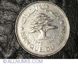 50 Piastres 1970
