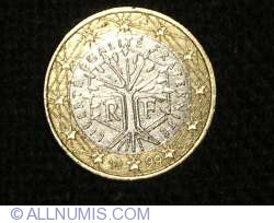 Imaginea #2 a 1 Euro 1999