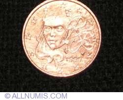 Imaginea #2 a 5 Euro Centi 1999