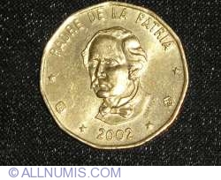 Image #2 of 1 Peso 2002