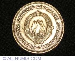 Imaginea #2 a 50 Dinara 1955