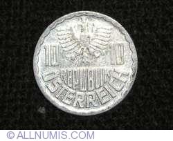 10 Groschen 1988