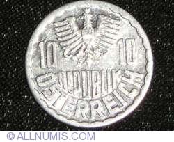 Image #2 of 10 Groschen 1992