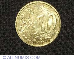 Image #1 of 10 Euro Cent 2001