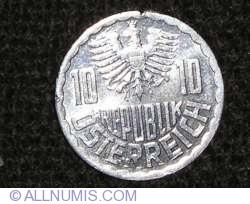 Image #2 of 10 Groschen 1995