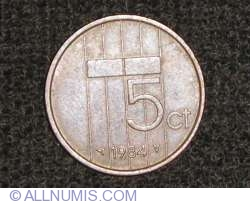 Image #1 of 5 Cent 1984