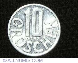10 Groschen 1997