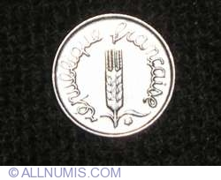 Image #2 of 1 Centime 1968