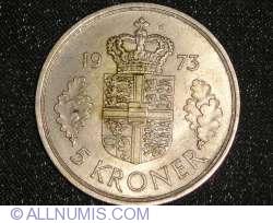 Imaginea #1 a 5 Kroner 1973