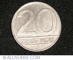 20 zlotych 1987 5 groszy 1925 цена
