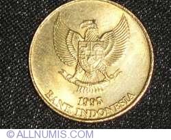 Image #2 of 50 Rupiah 1995