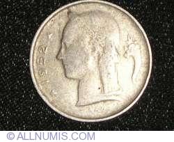 Image #2 of 1 Franc 1952 Belgique