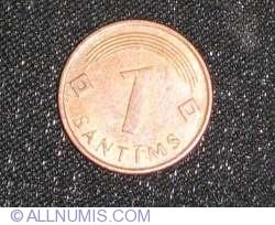 Image #1 of 1 Santims 1997