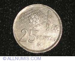 Image #1 of 25 Pesetas 1980 (80)