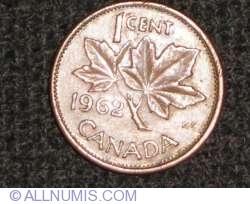 1 Cent 1962