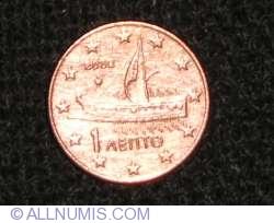 1 Euro Cent 2002