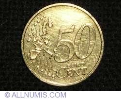 Imaginea #1 a 50 Euro Centi 2002
