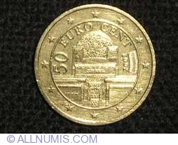 Image #2 of 50 Euro Cent 2002