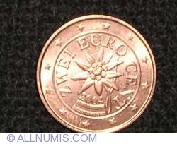 Image #2 of 2 Euro Cent 2004
