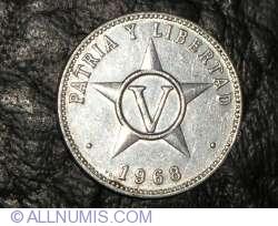 5 Centavos 1968 - Leningrad Mint