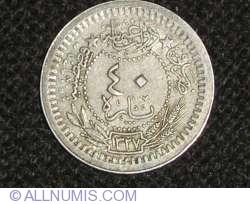 40 Para 1916 (AH 1327//8)