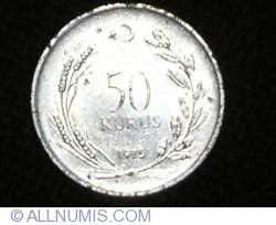 Image #1 of 50 Kurus 1975