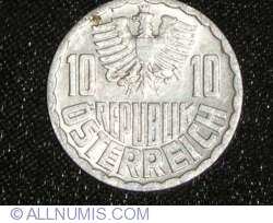 10 Groschen 1975