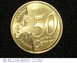 50 Euro Cent 2007