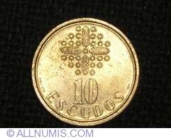Image #1 of 10 Escudos 1990