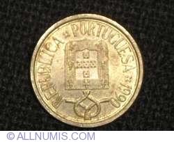 Image #2 of 10 Escudos 1990