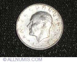 Image #2 of 1 Turkish Lira 1981