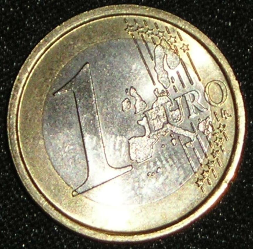 1 euro 2002 euro 2002 1 euro italy coin 2169. Black Bedroom Furniture Sets. Home Design Ideas