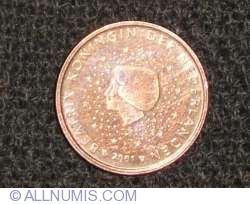 Image #2 of 2 Euro Cent 2001