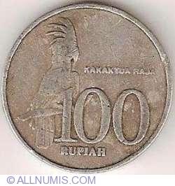 Image #2 of 100 Rupiah 1999
