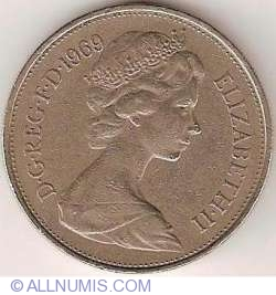 10 New Pence 1969