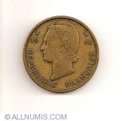 Imaginea #1 a 25 Franci 1956