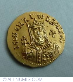 Monedă Bizantină x