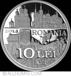 10 Lei 2014 - 175 de ani de la naşterea regelui Carol I