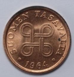 Image #2 of 5 Pennia 1964
