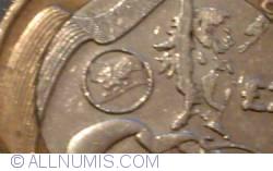 2 Pounds 2002 - Aniversarea de XVII ani de Jocuri ale Federatiei - Manchester, Anglia - Steagul Tarii Galilor