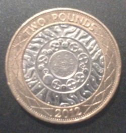 Image #1 of 2 Pounds 2012