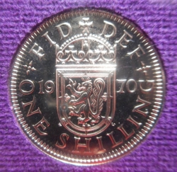 [PROOF] 1 Shilling 1970