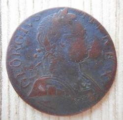 Imaginea #1 a Halfpenny 1773