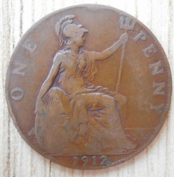 Penny 1912