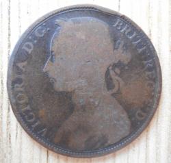 Penny 1890