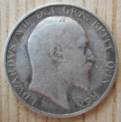 Image #1 of Shilling 1906